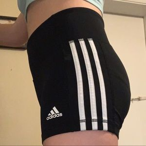 Adidas Exercise Shorts! Great Condition! Small